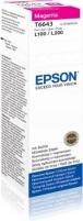 Rašalas Epson T6643 Magenta bottle| L100/L200