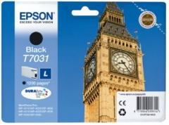 Rašalas Epson T703 black L | WP4000/4500
