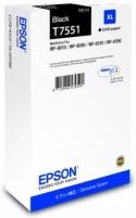 Rašalas Epson T7551 black XL | WF-8010/WF-8090/WF-8510/WF-8590