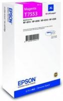 Rašalas Epson T7553 cyan XL | WF-8010/WF-8090/WF-8510/WF-8590