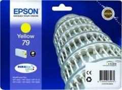 Rašalas Epson yellow T7914 | 7 ml | WF-5110DW/WF-5190DW/WF-5620DWF/WF-5690DWF