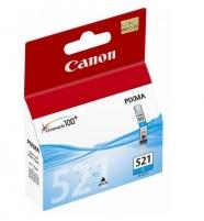 Rašalinė Canon CLI521C cyan | iP3600/iP4600/MP540/MP620/MP630/MP980