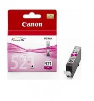 Rašalinė Canon CLI521M magenta   iP3600/iP4600/MP540/MP620/MP630/MP980 Toneriai ir kartridžai