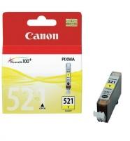Rašalinė Canon CLI521Y yellow | iP3600/iP4600/MP540/MP620/MP630/MP980