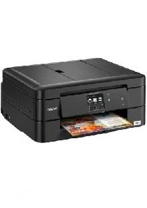Rašalinis spausdintuvas BROTHER MFC-J680DW 12PPM 10PPM 100 WIFI Strūklprinteri