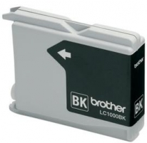 Rašalo kasetė Brother LC1000BK Black | 500psl | DCP330C/ DCP540CN/ MFC5460CN
