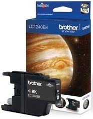 Rašalo kasetė Brother LC1240BK Black | 600psl. | MFC J6910/ MFC J6710DW