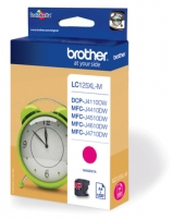 Rašalo kasetė Brother LC125XLM magenta | 1200 pgs | MFC-J4510DW