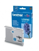 Rašalo kasetė Brother LC970C cyan   300 psl   DCP135/ DCP150/ MFC235/ MFC260