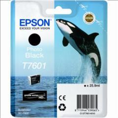Epson T7601 Photo Black ink 26ml