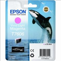 Epson T7607 Light Black ink 26ml