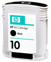 Rašalo kasetė HP 10 black | 69ml | cp1700,2000c/cn,bij22XX,2500c/cm