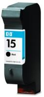 Rašalo kasetė HP 15 black | 25ml | dj8xx,9xx,38xx,ojv40,psc750/950