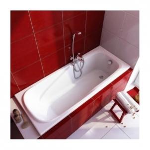 Ravak komplektas: vonia Vanda II 160x70 (pilnas kompl.) В ванной комнате
