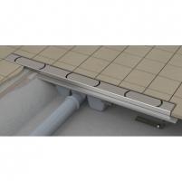 Ravak Nutekamasis dušo latakas Chrome (300,850,950,1050mm) Shower drains