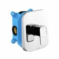 Ravak potinkinis maišytuvas 10° be jungiklio, skirtas R-box TD 0 Vonios maišytuvai
