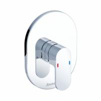 Ravak potinkinis maišytuvas Chrome be jungiklio, skirtas R-box Vonios maišytuvai