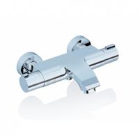 Ravak sieninis termostatinis vonios maišytuvas 150 mm , TE 082.0 Thermostatic water mixers