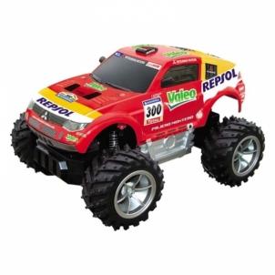 RC automobilis 1:18 Pajero Evo Dakar