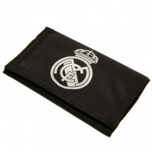 Real Madrid C.F. piniginė (Juoda)