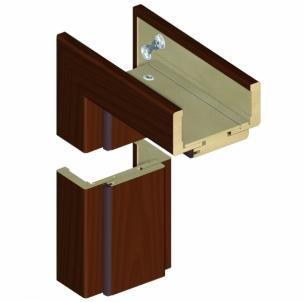 Reguliuojama durų stakta K60 120/139 Kaštonas (B288) Koka durvis