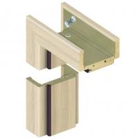 Reguliuojama durų stakta K60 140/159 Coimbra (B402) Wooden doors