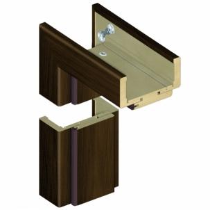 Reguliuojama durų stakta K70 075/094 Duro riešutas (B473) Medinės durys