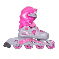 Reguliuojamo dydžio riedučiai Worker Juny Girl Roller skates