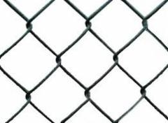 Regztas, cink. vielos tinklas 50mmx50mmx20mx1,2m (2,0mm) Žogi tīklus aust cinkota