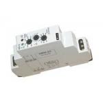 Relė elektromagnetinė, 5A, valdymas 24V DC, 2 CO, Relequick RFS20N24DC T Magnētiskais palaidējs, minikontaktoriai