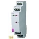 Relė impulsinė, modulinė, 16A, 12-240V AC/DC, 2P perjungiami, įrenginių valdymui impulso pagalba, su atmintimi, MR-42, ETI 002470008