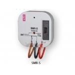 Relė laiko, montuojama dėžutėje, 1,6A, 230V AC, 3 laidai, su vėluojančio įjungimo/išjungimo, tamsinimo funkcijomis, SMR-S, ETI 002470010