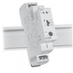 Relė laiptinės, modulinė, 16A, 230V AC, 0,5-10min. perjungiantis NO/NC, su vėluojančio įjungimo funkcija, CRM-4, ETI 02470012