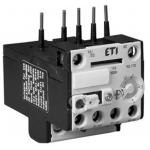 Relė šiluminė, 0,4-0,63A, (CE07), RE17D-0,63, ETI 04641401 Thermal relay