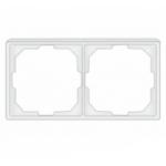 Rėmelis įleidžiamas, 2 vietų, baltas, Vilma ST150 R02 V