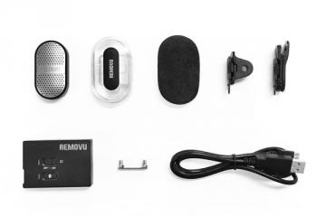 REMOVU M1+A1 BT Mikrofonas skirtas GoPro kameroms Vaizdo kamerų priedai
