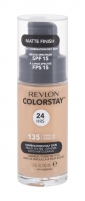 Revlon Colorstay 135 Vanilla Combination Oily Skin Makeup 30ml SPF15 Pamatojoties uz make-up uz sejas