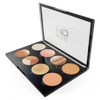 Revolution HD Brightener Palette (Brighter Than My Future) 8 x 4 g Skaistalai veidui