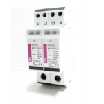 Ribotuvas viršįtampių, modulinis, B+C klasės, 5/20kA, 2mod., 4P, ETITEC-WENT, ETI 02441804 Other reed relays