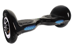 Riedis Denver Balance scooter 10 wheels Black Riedžiai (Segway)