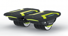 Riedis ELECTRIC ROLLERS Skymaster SKYSHOES LIME GREEN