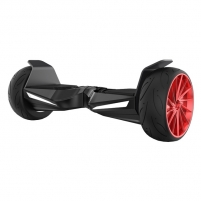 Riedis Ifans Black with red rims, low profile tires. size 8.5 Riedžiai (Segway)