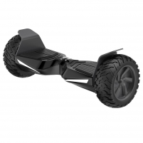 Riedis Ifans Black with rugged tires size 8.5 Riedžiai (Segway)