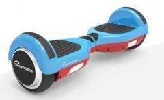 Riedis Skymaster Wheels 6 Dual Smart Mėlynai raudonas Riedžiai (Segway)