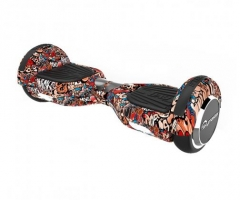 Riedis Skymaster WHEELS EVO 7 SMART GRAFFITI BRAWL Segway