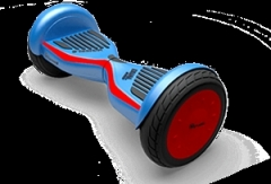 Riedis SMART BALANCE BOARD Skymaster Wheels 11 Dual blue-red Segway