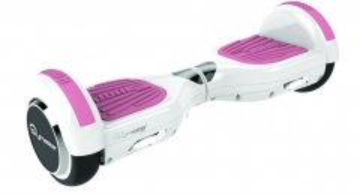 Riedis SMART BALANCE BOARD Skymaster Wheels 6,5 Dual white-pink Segway