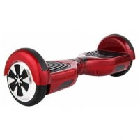 Riedis Visional Red+black steps+Bluetooth 8 Riedžiai (Segway)