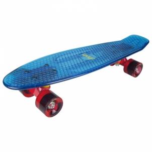 Riedlentė Candy Board transparent blue size 22