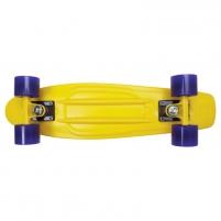 Riedlentė Candy Board yellow/purple size 22
